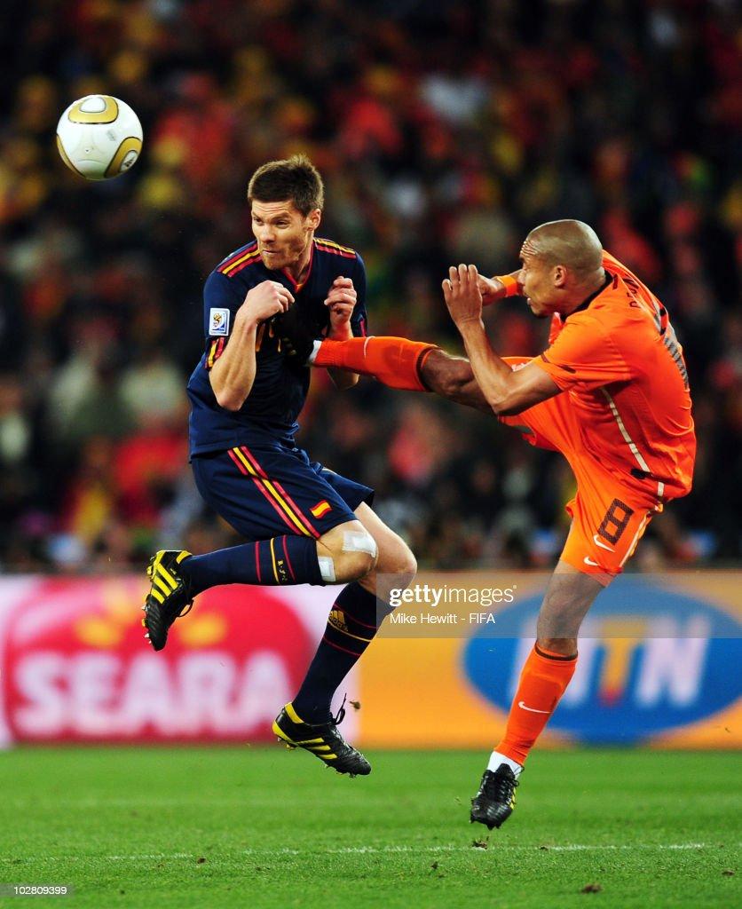 Netherlands v Spain: 2010 FIFA World Cup Final : ニュース写真