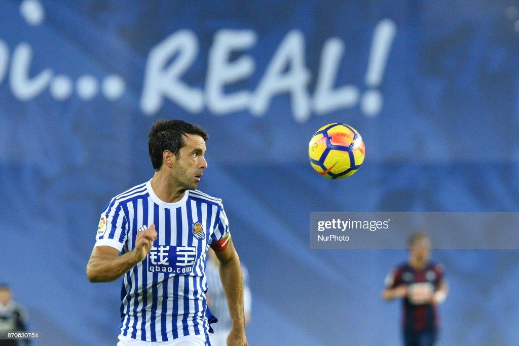 Real Sociedad v Eibar - La Liga : Foto jornalística