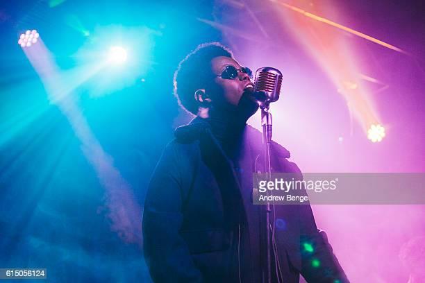 XamVolo performs at University Union Stylus on October 16 2016 in Leeds England