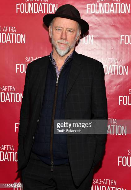 Xander Berkeley poses for portrait at the SAGAFTRA Foundation Conversations with 'The Maestro' at SAGAFTRA Foundation Screening Room on February 18...