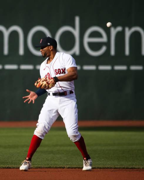 MA: Chicago White Sox v Boston Red Sox Game 2