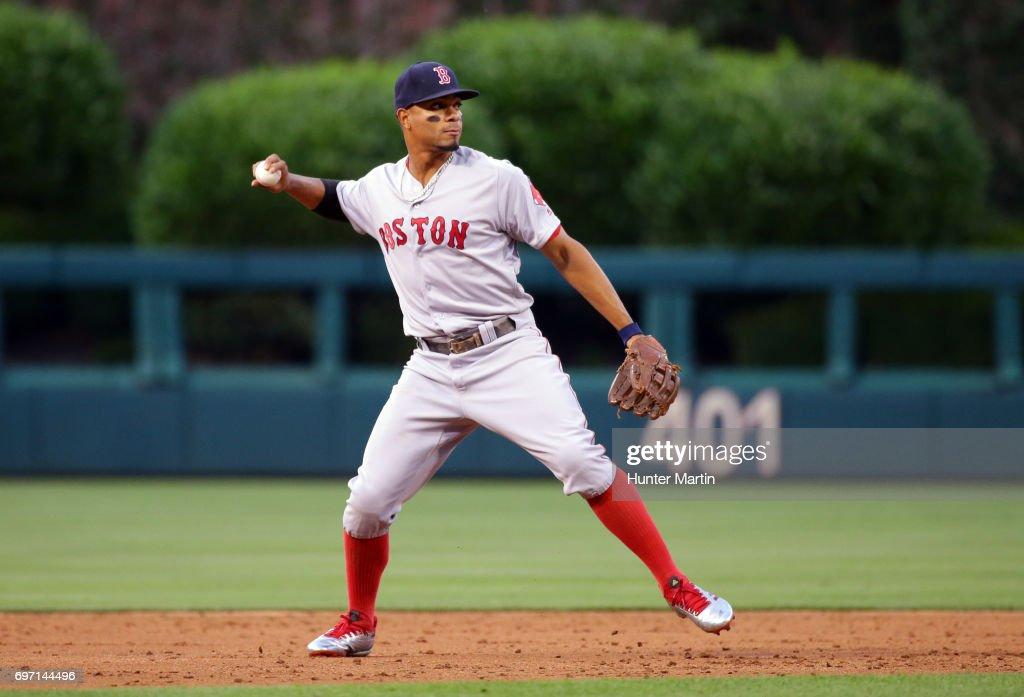 Boston Red Sox v Philadelphia Phillies : News Photo