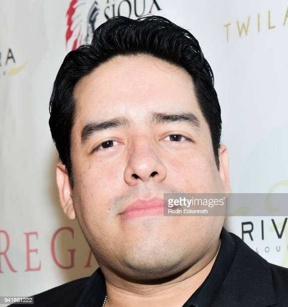 Xander Dames attends Regard Magazine Spring 2018 Cover Unveiling Party presented by Sony Studios featuring the cast of 'The Oath' on Crackle at...