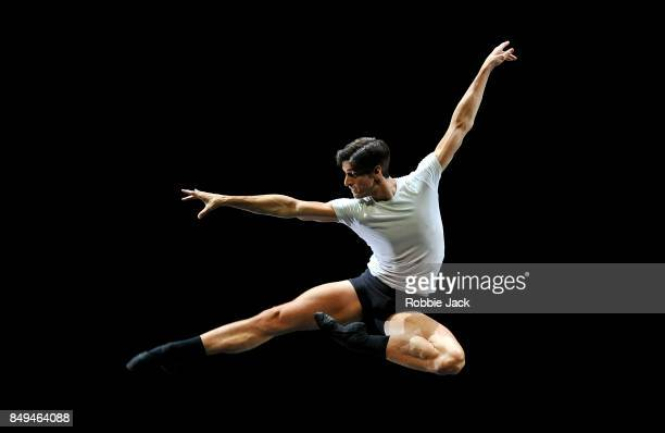 Xander Parish in the Royal Ballet's production 101 at Hull New Theatre on September 15 2017 in Hull England