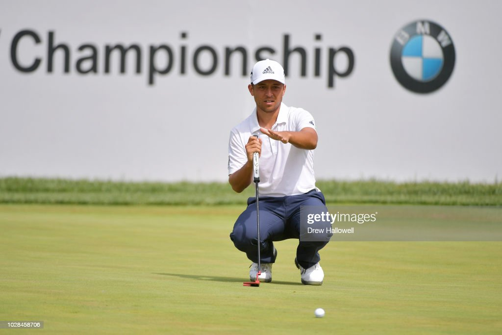 BMW Championship - Round Two : News Photo