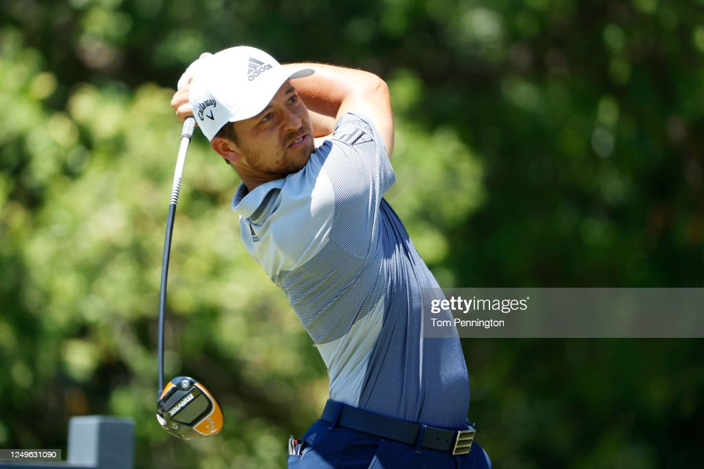 Charles Schwab Challenge - Final Round : News Photo