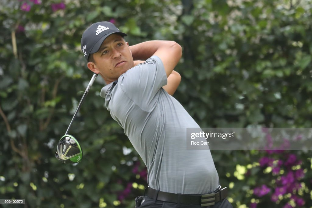 World Golf Championships-Mexico Championship - Round Two
