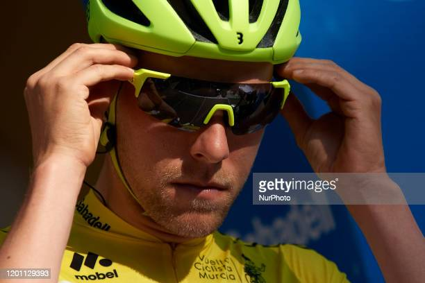 Xandro Meurisse of Belgium and Circus - Wanty Gobert during the 40th Vuelta a Murcia 2020, Stage 2 a 179,6 km stage from Santomera to Murcia 179,6 KM...