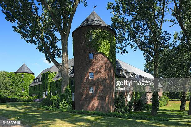 Xanten Lower Rhine North RhineWestphalia castle Winnenthal moated castle Middle Ages senior residence retirement home