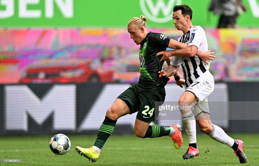 VfL Wolfsburg v Sport-Club Freiburg - Bundesliga : News Photo