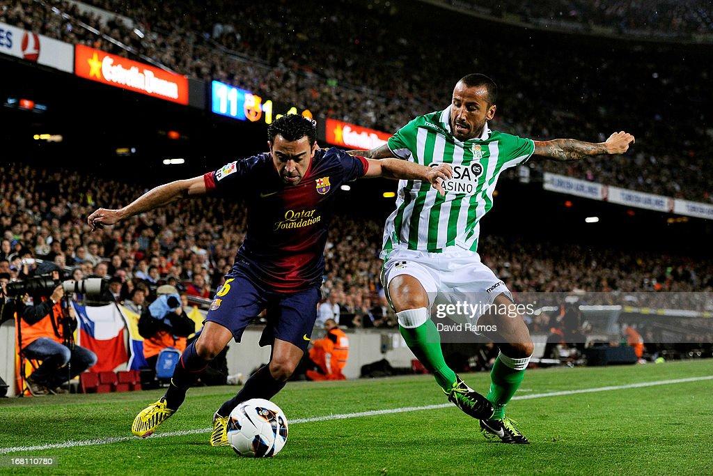 FC Barcelona v Real Betis Balompie - La Liga : ニュース写真