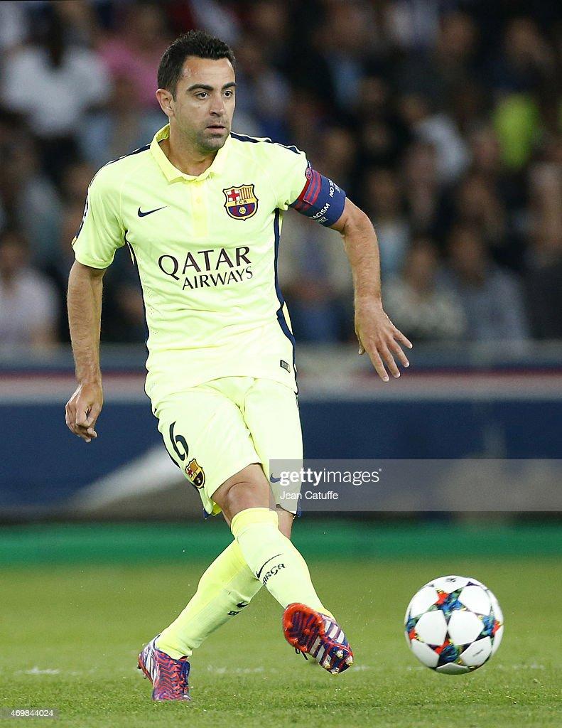 Paris Saint-Germain v FC Barcelona - UEFA Champions League Quarter Final: First Leg : ニュース写真