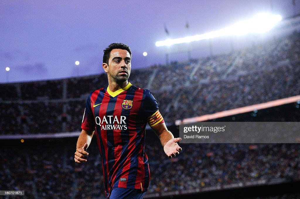 FC Barcelona v Sevilla FC - La Liga : Nachrichtenfoto