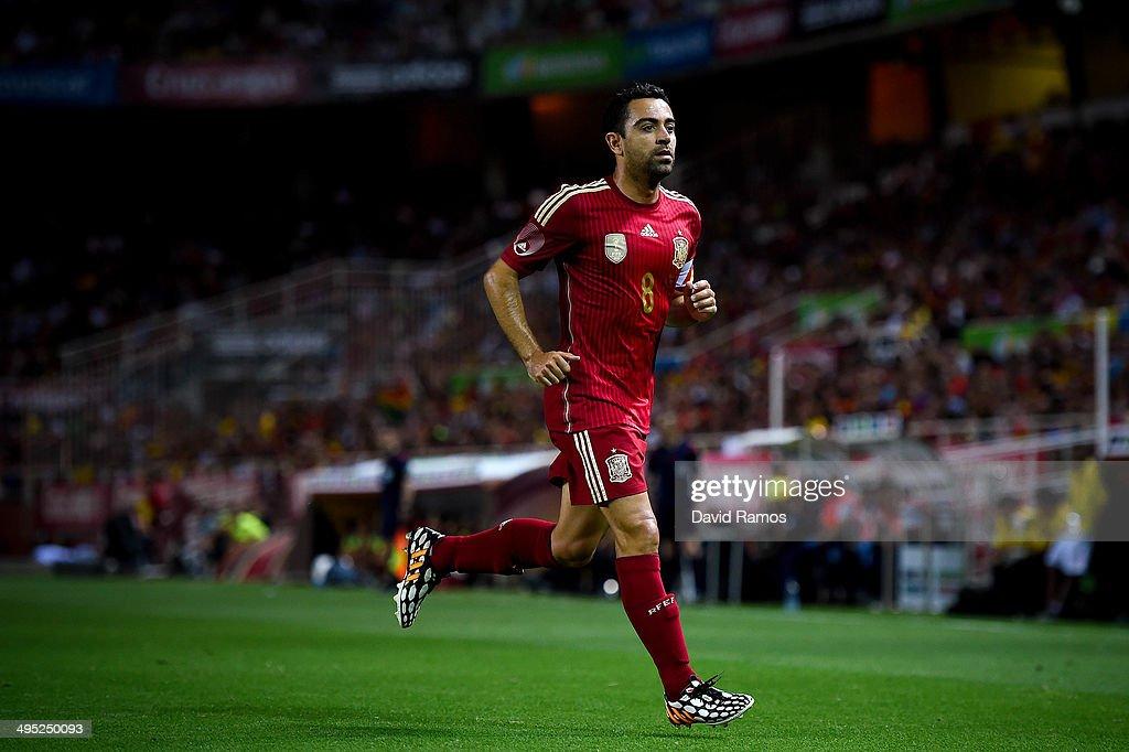 Spain v Bolivia - International Friendly : News Photo