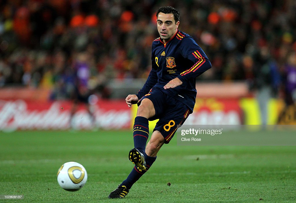 Netherlands v Spain: 2010 FIFA World Cup Final : Fotografía de noticias