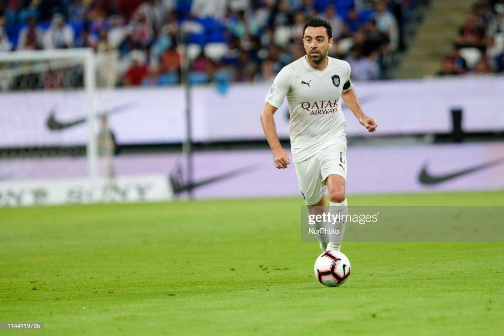 Al Sadd v Al Duhail - Amir Cup Final : News Photo