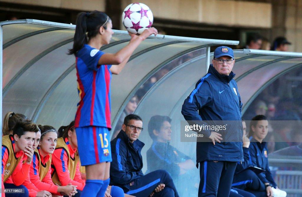 FC Barcelona v PSG - Womens UEFA Champions League : ニュース写真