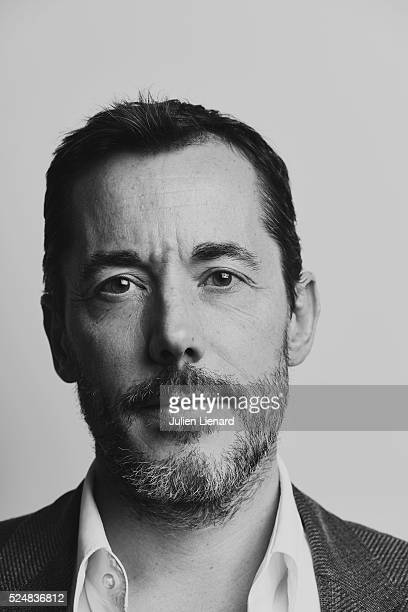 Xavier Albert is photographed for Le Film Francais on April 7 2016 in Paris France