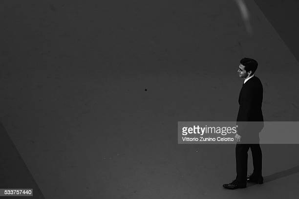 Xavier Dolan attends the Closing Ceremony of the 69th annual Cannes Film Festival at the Palais des Festivals on May 22 2016 in Cannes France