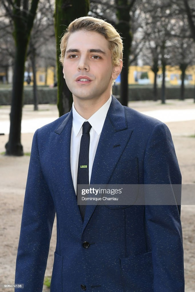 Louis Vuitton : Outside Arrivals - Paris Fashion Week - Menswear F/W 2018-2019