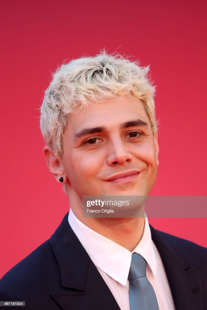 Xavier Dolan Red Carpet - 12th Rome Film Fest