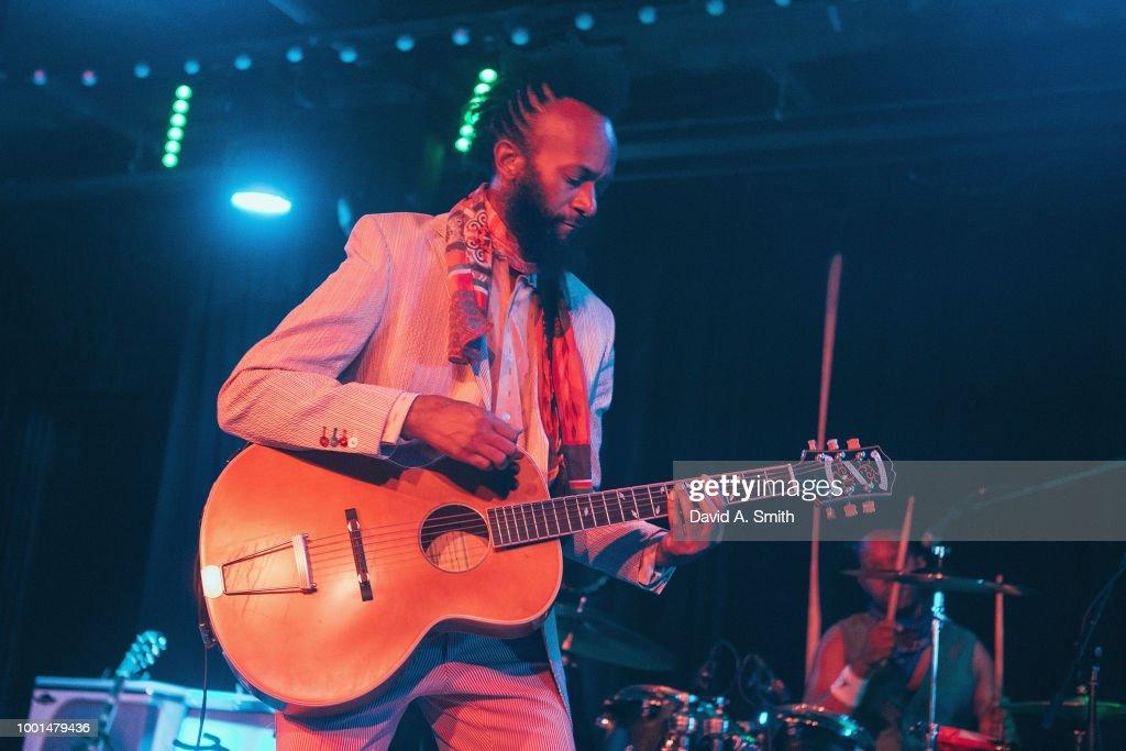 Fantastic Negrito In Concert - Birmingham, AL