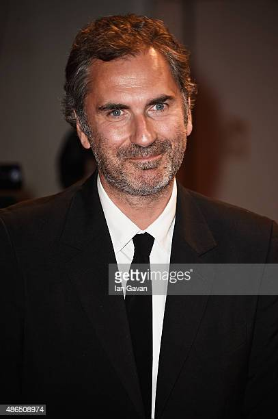 Xavier Giannoli attends a premiere for 'Marguerite' during the 72nd Venice Film Festival at on September 4 2015 in Venice Italy