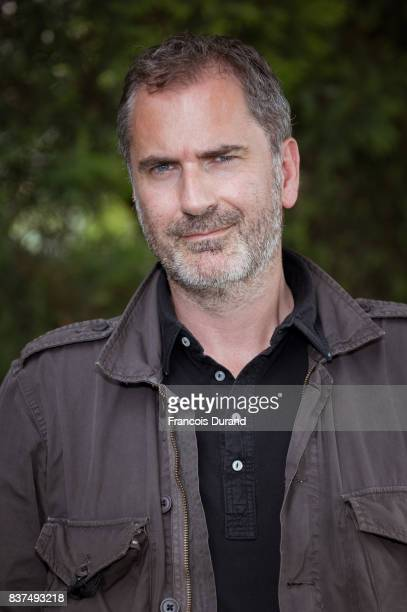 Xavier Giannoli attends the 10th Angouleme FrenchSpeaking Film Festival on August 22 2017 in Angouleme France