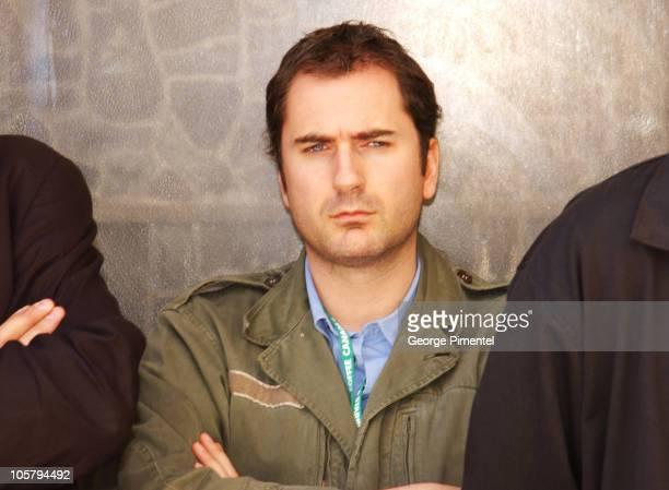 Xavier Giannoli during 2003 Toronto International Film Festival Unifrance Press Luncheon at Prego in Toronto Ontario Canada
