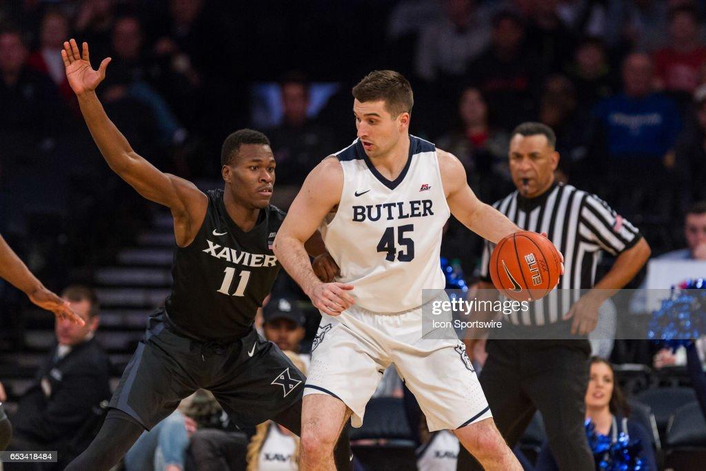 COLLEGE BASKETBALL: MAR 09 Big East Tournament - Xavier v Butler : News Photo