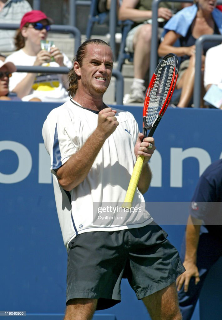 2005 US Open - Men's Singles - Second Round - Xavier Malisse vs Brian Baker