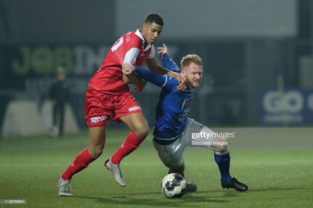 FC Den Bosch v MVV Maastricht - Dutch Keuken Kampioen Divisie : News Photo