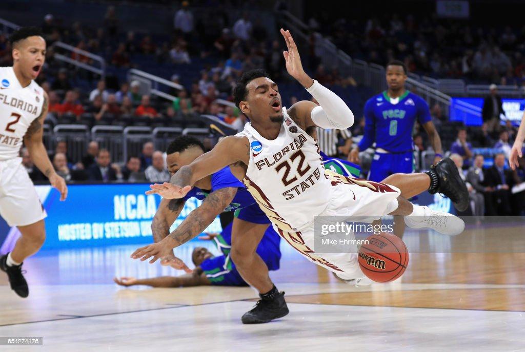 NCAA Basketball Tournament - First Round - Orlando