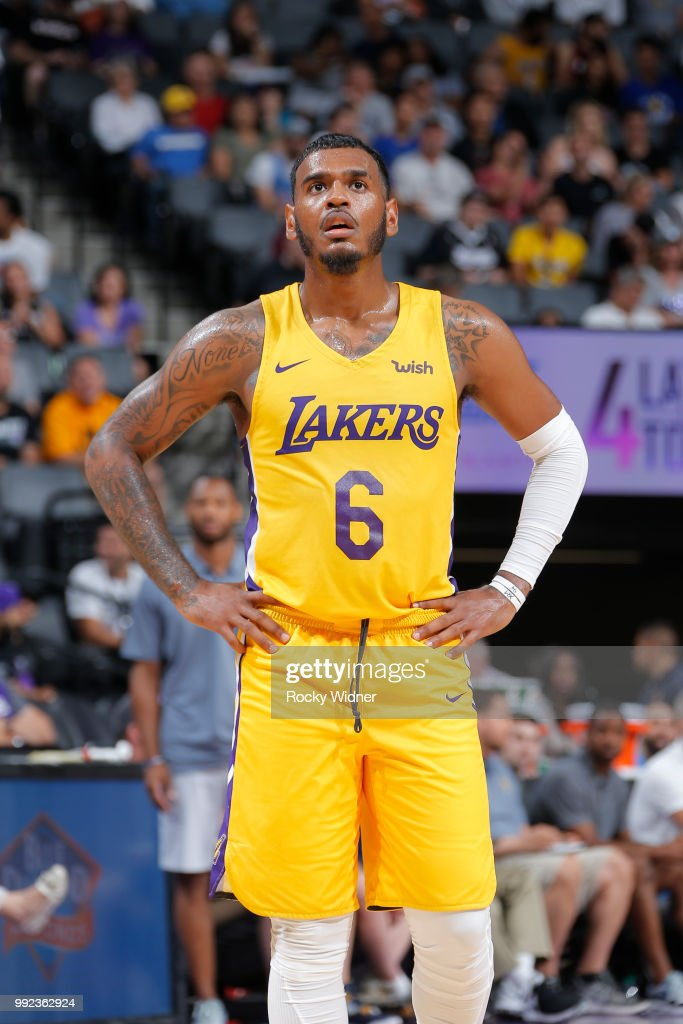 2018 NBA Summer League - California Classic