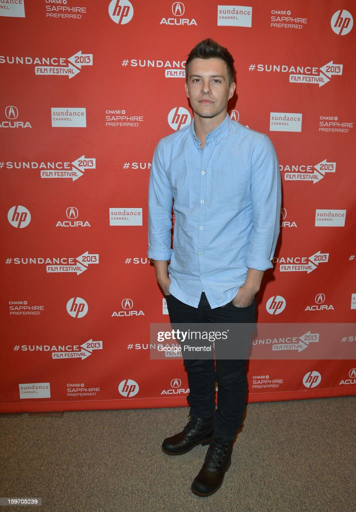 Xavier Samuel attends the 'Two Mothers' Premiere during the 2013 Sundance Film Festival at Eccles Center Theatre on January 18, 2013 in Park City, Utah.
