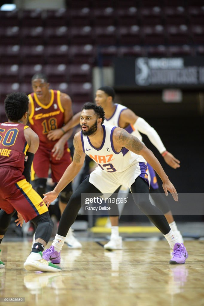 Canton Charge v Northern Arizona Suns