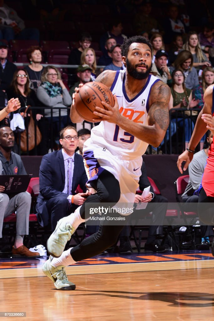 Agua Caliente Clippers v Northern Arizona Suns