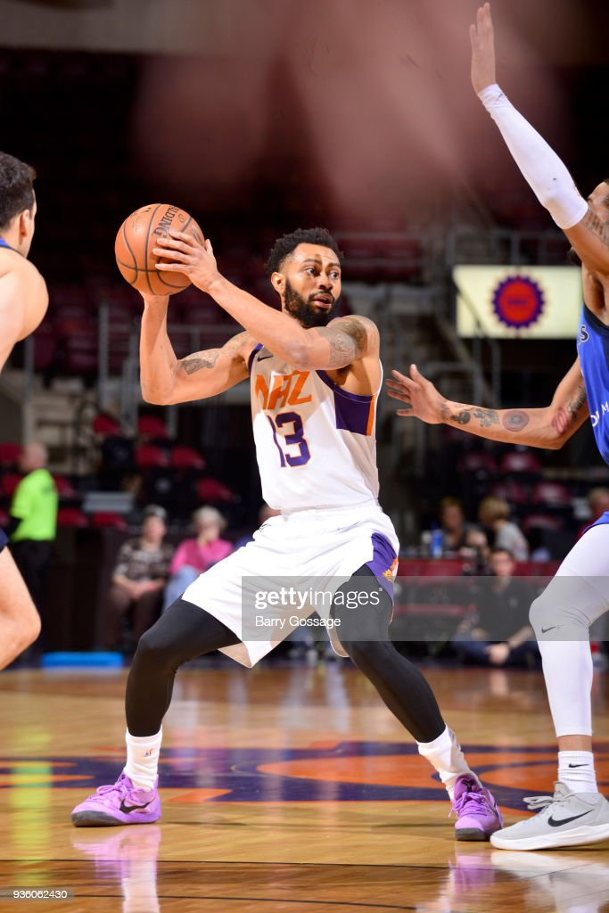 Texas Legends v Northern Arizona Suns