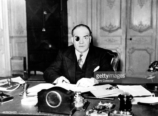 Xavier Vallat Vichy French CommissionerGeneral for Jewish Questions France April 1941 Vallat was appointed head of the CommissariatGeneral for Jewish...
