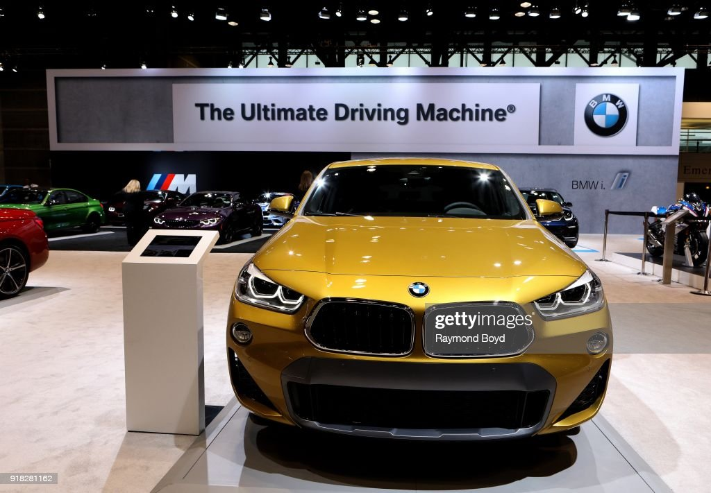 Chicago Auto Show Media Preview Day Pictures Getty Images - Mccormick place car show
