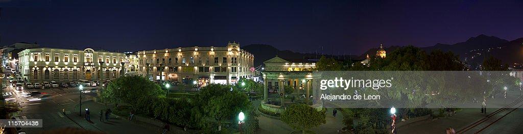 Xelaju, Guatemala : Stock Photo