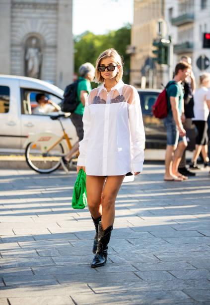 ITA: Street Style: June 16 - Milan Men's Fashion Week Spring/Summer 2020