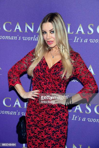 Xenia Seeberg attends the exhibition opening 'Sound of Passion' at Hotel De Rome on November 30 2017 in Berlin Germany