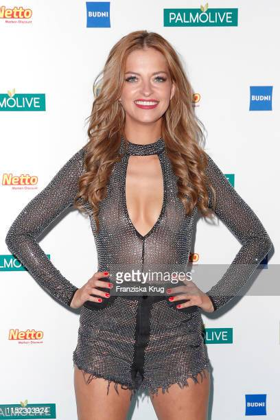 Xenia von Sachsen during the Girls Party Palmolive product launch on June 27, 2019 at GAGA Club in Hamburg, Germany.