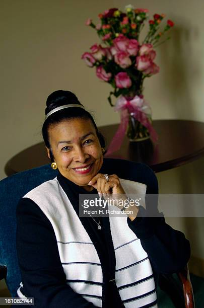 Xernona <cq> Clayton <cq> is President and CEO of the Trumpet Awards Foundation She was also a close and personal friend of Martin Luther and Coretta...