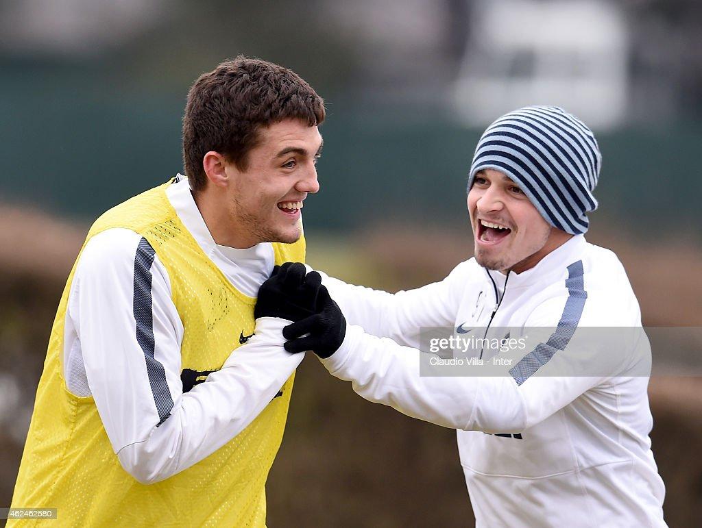 FC Internazionale Training Session : News Photo