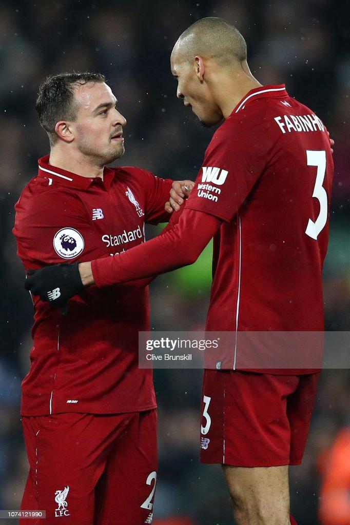 Liverpool FC v Manchester United - Premier League : News Photo