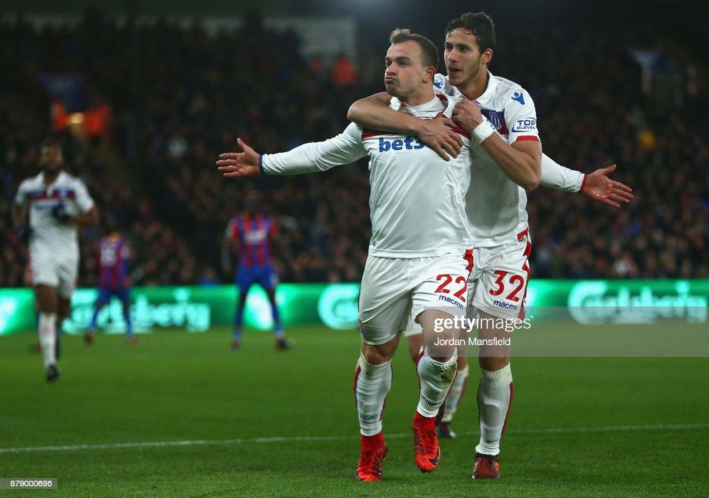 Crystal Palace v Stoke City - Premier League