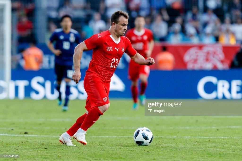 Switzerland v Japan - International Friendly : News Photo