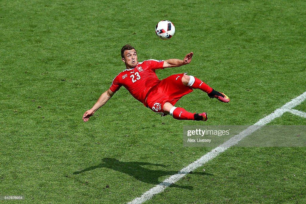 Switzerland v Poland - Round of 16: UEFA Euro 2016 : ニュース写真